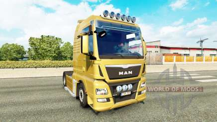 MAN TGX Euro 6 v4.0 for Euro Truck Simulator 2