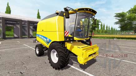 New Holland TC5.90 [pack] for Farming Simulator 2017