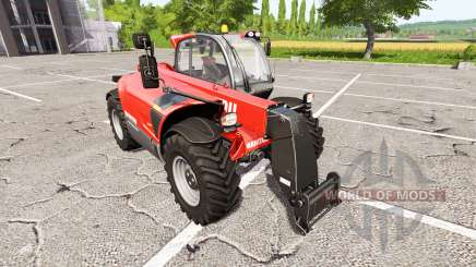 Manitou MLT 840 for Farming Simulator 2017