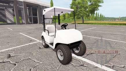Golf car for Farming Simulator 2017
