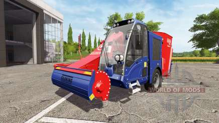 SILOKING SelfLine Compact 1612 v1.1 for Farming Simulator 2017