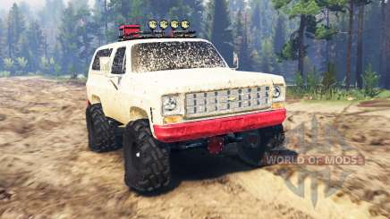 Chevrolet K5 Blazer 1975 for Spin Tires