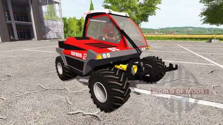 Reform Metrac G5 X v0.7 for Farming Simulator 2017