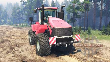 Case IH Steiger 620 for Spin Tires