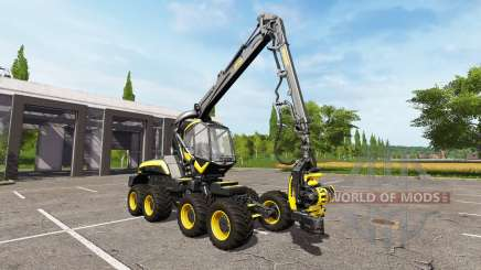 PONSSE ScorpionKing for Farming Simulator 2017