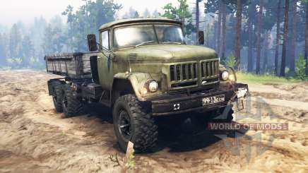 ZIL-131Н1 for Spin Tires