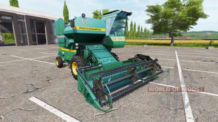 Rostselmash SK-5M-1 Niva for Farming Simulator 2017