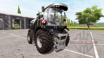 Krone BiG X 580 limited edition for Farming Simulator 2017