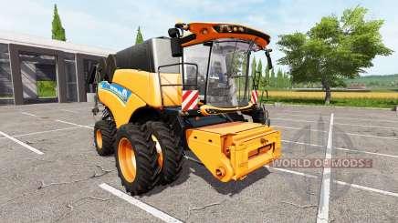 New Holland CR10.90 twin wheels for Farming Simulator 2017