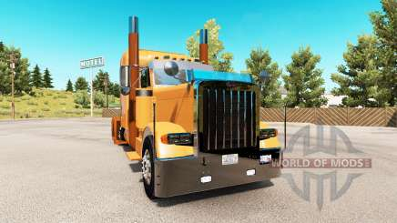 Peterbilt 379 v2.0 for American Truck Simulator
