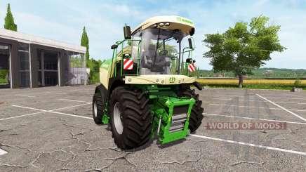 Krone BiG X 480 for Farming Simulator 2017
