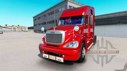 Freightliner Columbia 2005 for American Truck Simulator