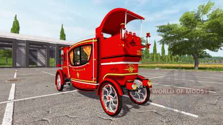 The Royal carriage for Farming Simulator 2017