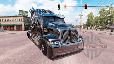 Wester Star 5700 [Optimus Prime] for American Truck Simulator