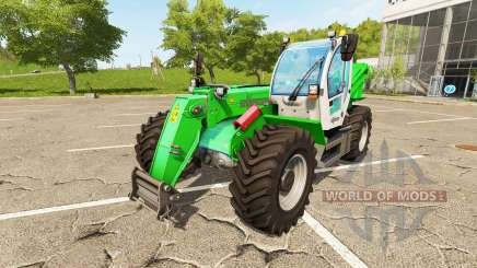 Sennebogen 305 for Farming Simulator 2017
