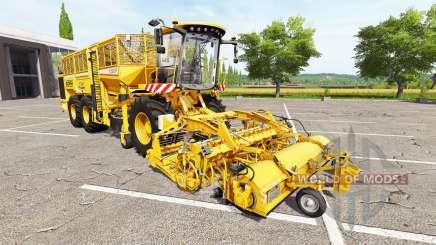ROPA euro-Tiger V8-3 XL for Farming Simulator 2017