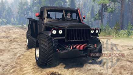 GTA V Bravado Duneloader for Spin Tires