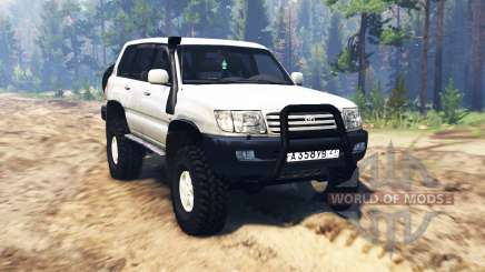 Toyota Land Cruiser [pack] for Spin Tires