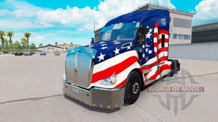 Tuning for Kenworth T680 for American Truck Simulator