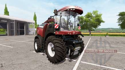 Krone BiG X 580 tuning edition for Farming Simulator 2017