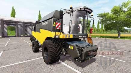 Rostselmash Torum 760 orange for Farming Simulator 2017