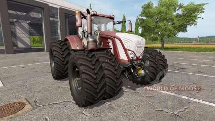 Fendt 955 Vario deluxe edition for Farming Simulator 2017
