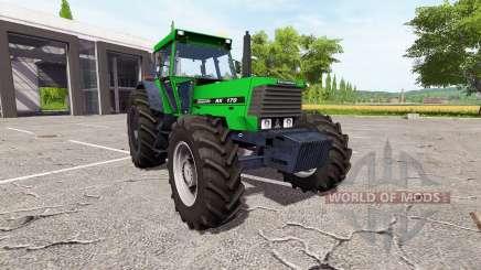 Torpedo RX 170 for Farming Simulator 2017