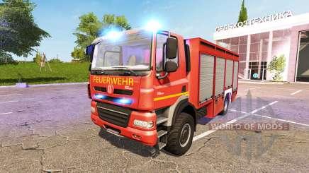 Tatra Phoenix T158 feuerwehr for Farming Simulator 2017