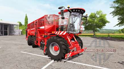 HOLMER Terra Dos T4-40 potato [pack] for Farming Simulator 2017