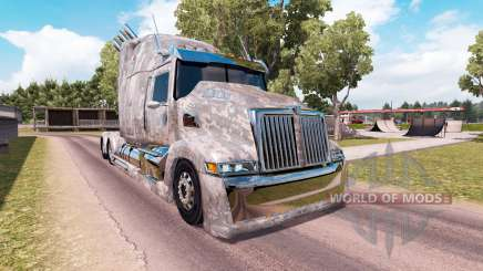 Wester Star 5700 [Optimus Prime] v1.4 for American Truck Simulator