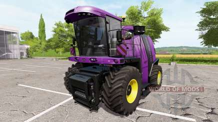 Krone BiG X 1100 v2.0 for Farming Simulator 2017