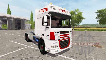 DAF XF container truck for Farming Simulator 2017
