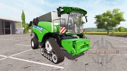 New Holland CR10.90 multicolor for Farming Simulator 2017