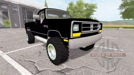 Dodge Power Ram (W150) for Farming Simulator 2017