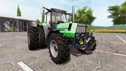 Deutz-Fahr AgroStar 6.61 fun for Farming Simulator 2017