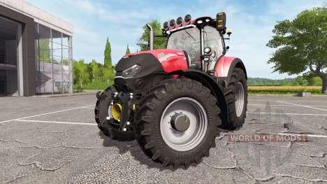 Case IH Optum 270 CVX v1.1 for Farming Simulator 2017