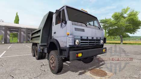 KamAZ-51111 for Farming Simulator 2017