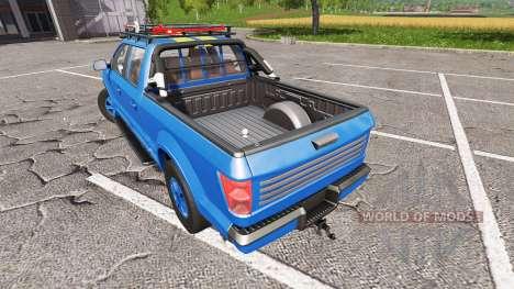Lizard Pickup TT ford for Farming Simulator 2017