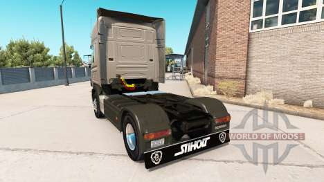 Scania 164L 580 Topline for American Truck Simulator