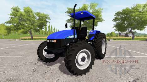 New Holland TL95E for Farming Simulator 2017
