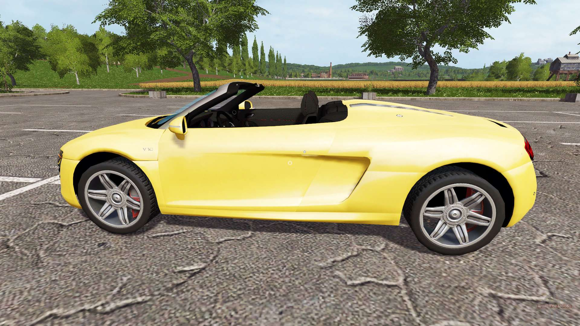 Amazoncom Avigo Audi R8 Spyder 6 Volt Ride On Toys amp Games