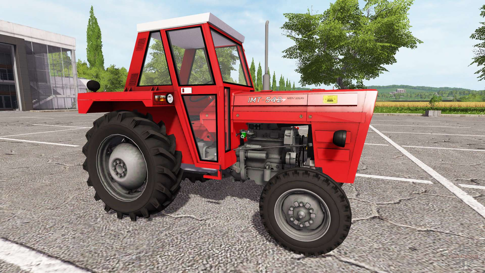 imt 542 deluxe v1 1 for farming simulator 2017 rh worldofmods com IMT 539 Deluxe Tractor Yugoslavia Tractor IMT 1970 559