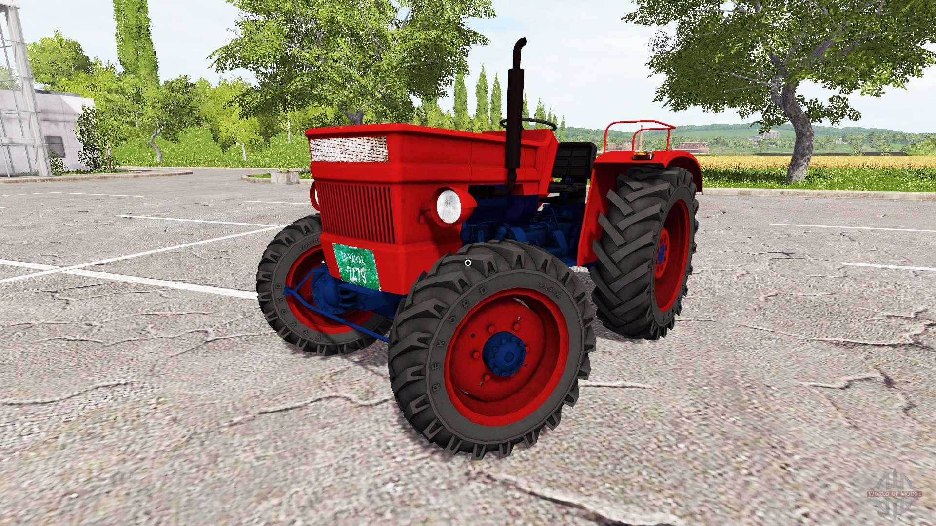 Farming Simulator Tractors : Utb universal dt for farming simulator