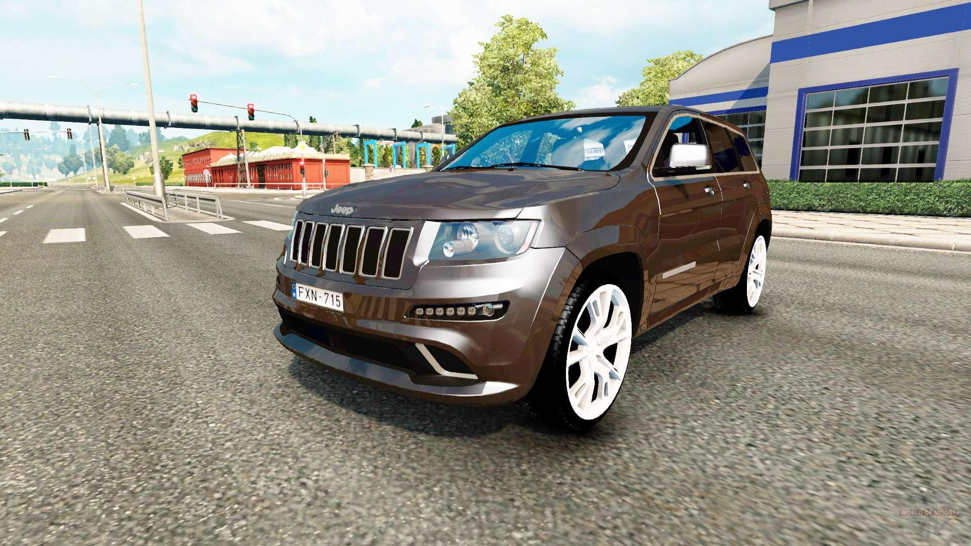 Download Jeep For Euro Truck Simulator 2