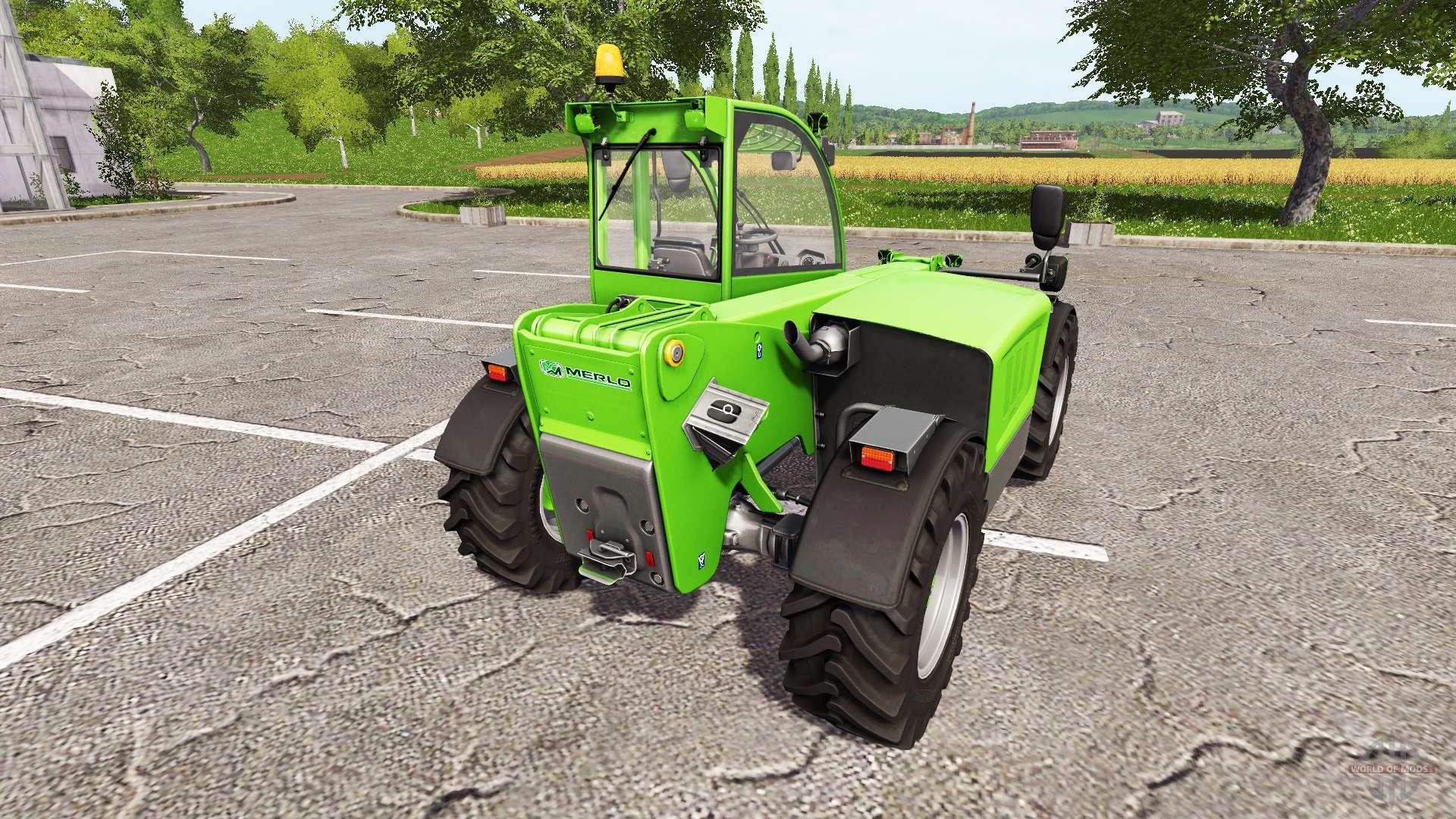 Merlo TF42 7-140 for Farming Simulator 2017