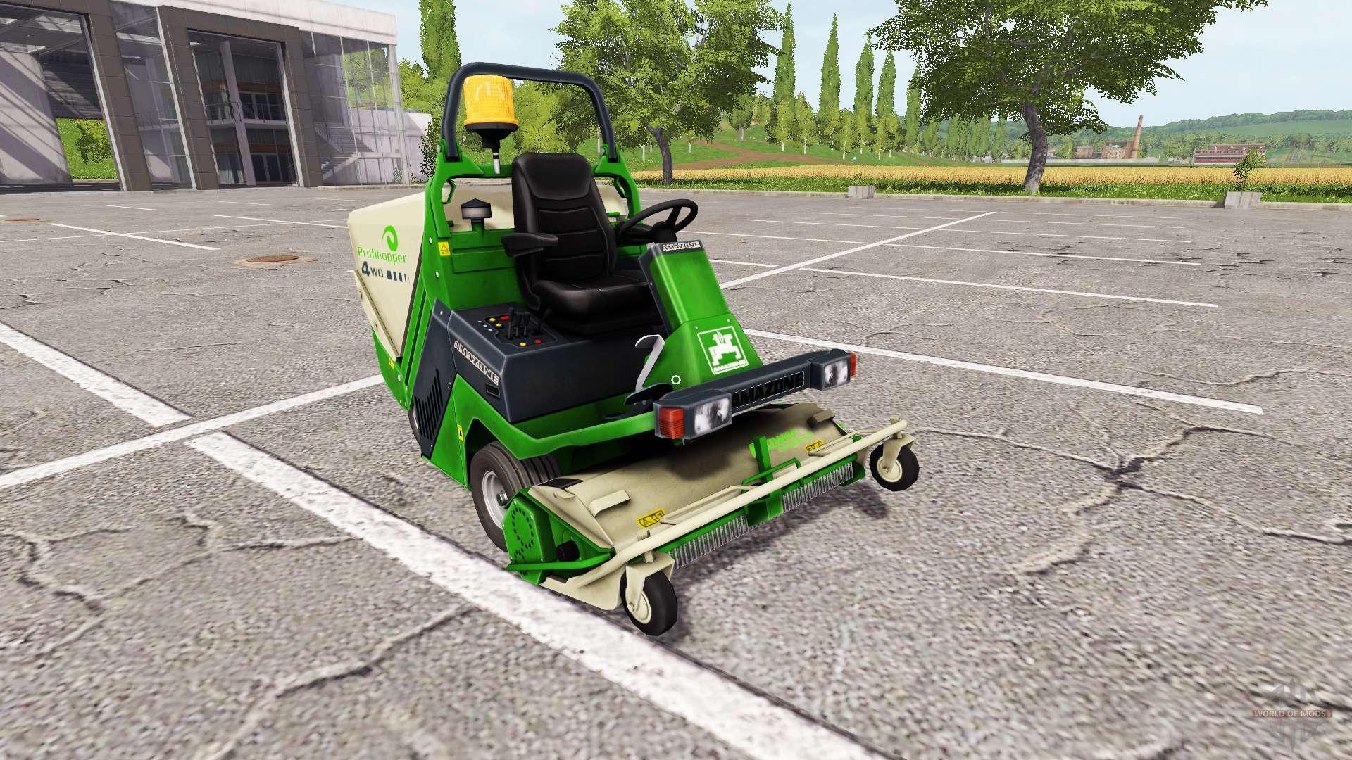 Amazone Profihopper For Farming Simulator 2017