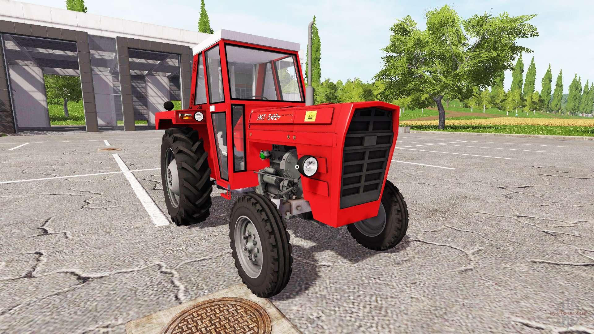imt 542 deluxe for farming simulator 2017 rh worldofmods com IMT Tractor Parts USA IMT Tractor Parts USA