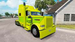 90s style skin for the truck Peterbilt 389