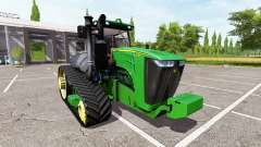 John Deere 9460RT for Farming Simulator 2017