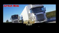 New loading screens for Euro Truck Simulator 2